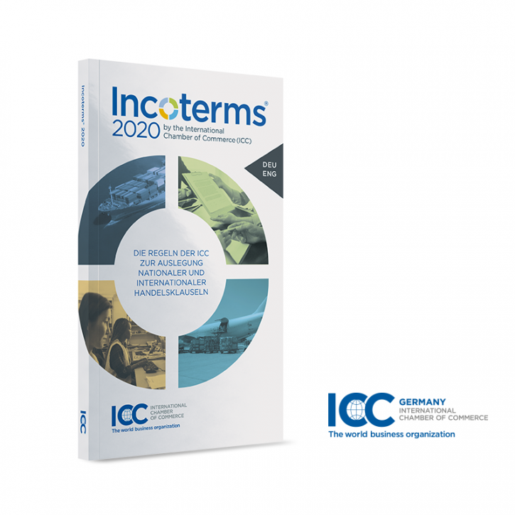 Incoterms® 2020 by the International Chamber of Commerce (ICC)
